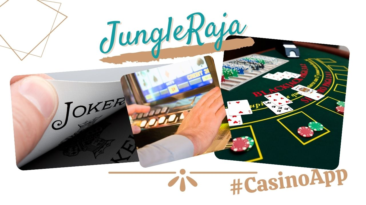 JungleRaja Casino App