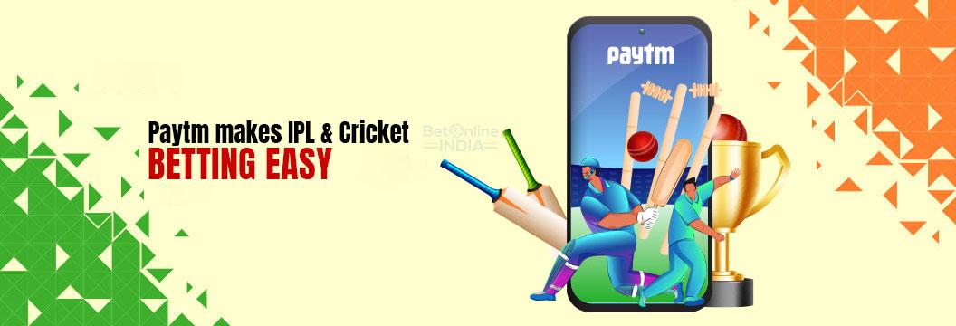 paytm ipl cricket betting