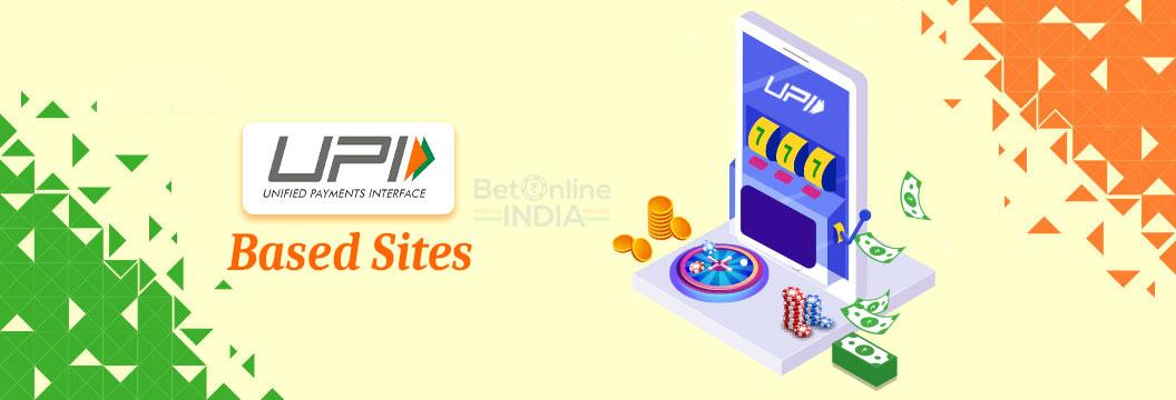 upi based betting sites