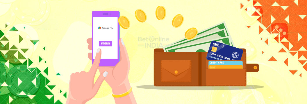 withdraw from google pay betting sites