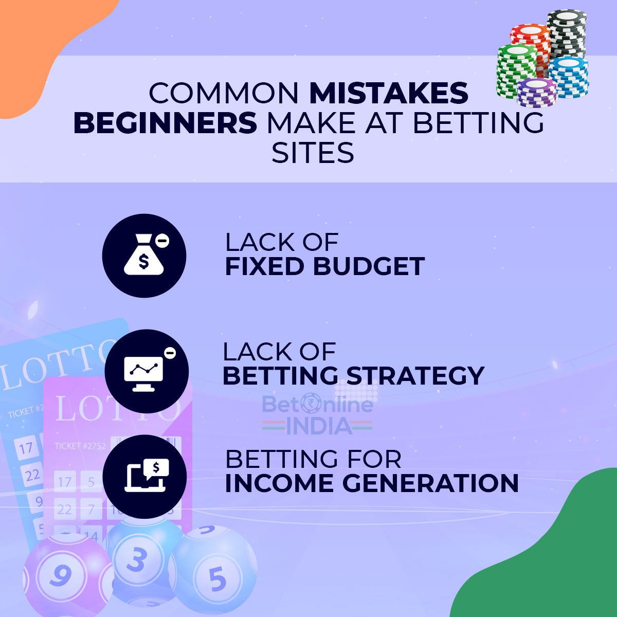 betting mistakes